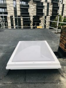 Electric Roofing Light Install London